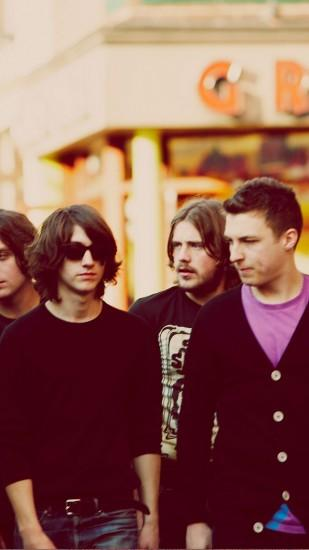 Arctic Monkeys Wallpaper for Mobile Widescreen.