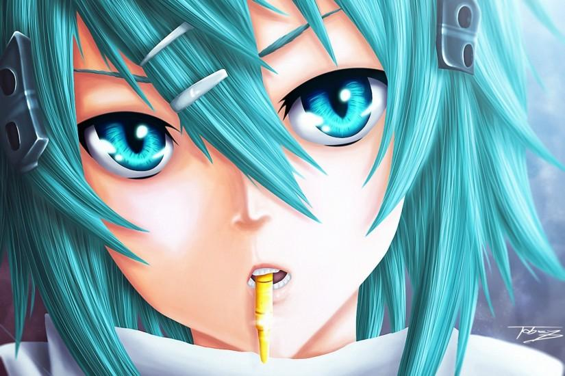 sinon wallpaper 1920x1507 download free