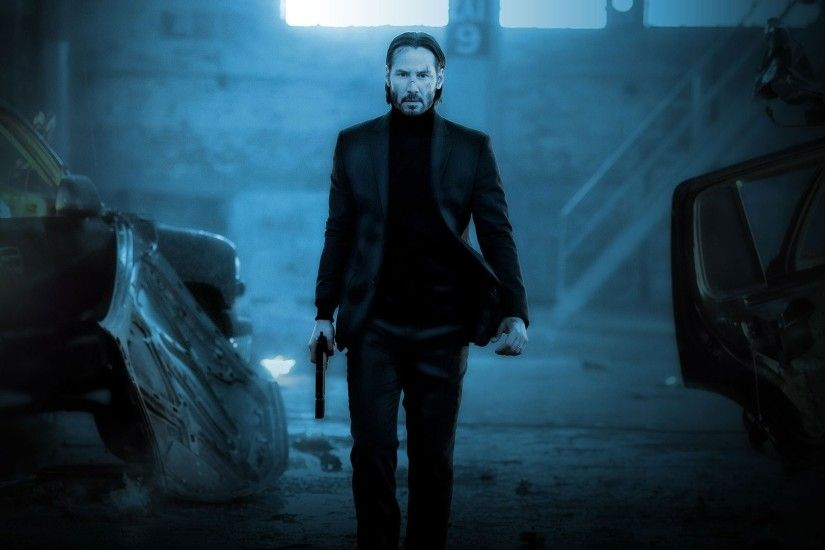 Movie - John Wick Keanu Reeves Wallpaper