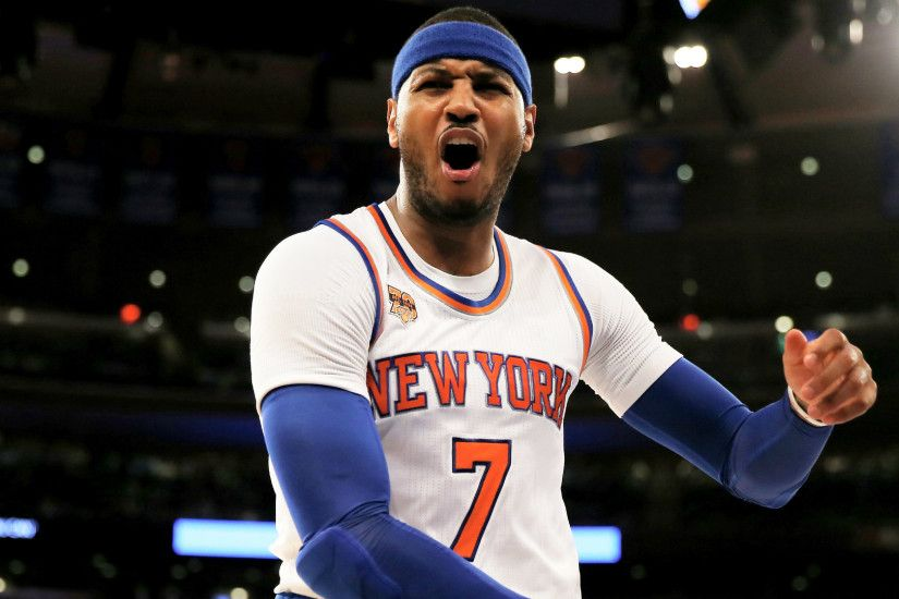 Carmelo Anthony will force Knicks to keep him, and no one should blame him  for it | NBA | Sporting News