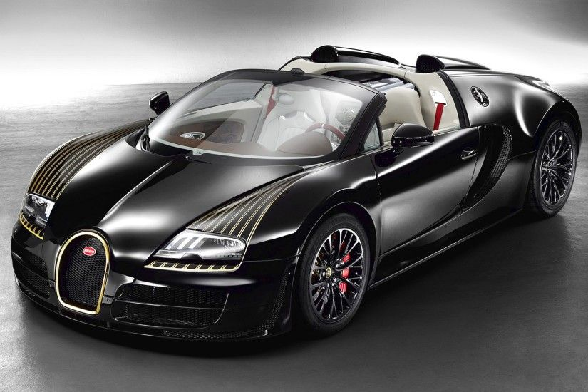 2014 Bugatti Veyron Black Bess V1 Hd Car Wallpaper