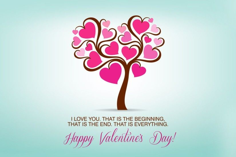 cute valentines day tree free hd wallpapers