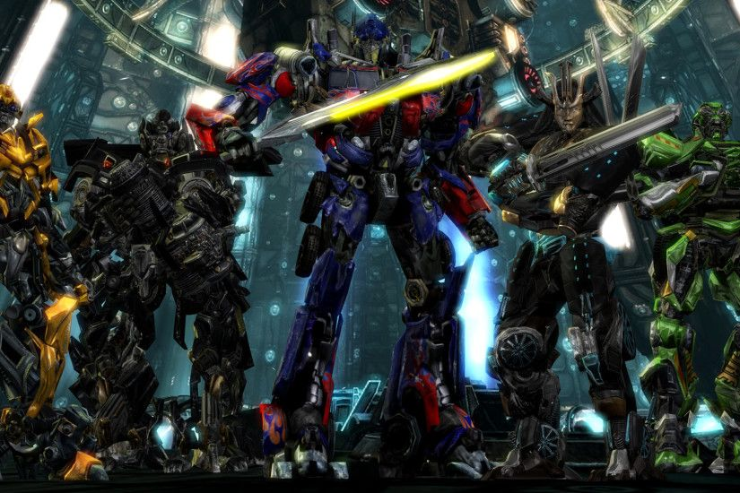 ... Transformers - Autobots Dual Screen Wallpaper by ShaunsArtHouse
