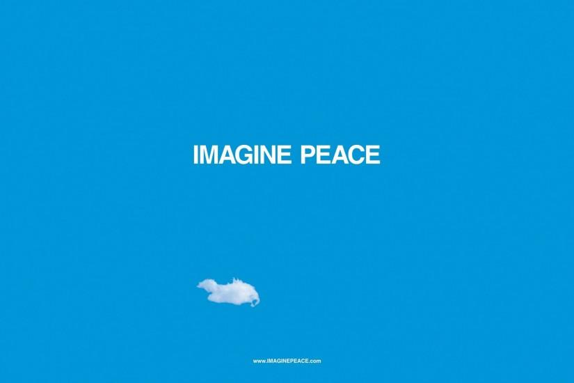 Imagine Peace Wallpaper 139926