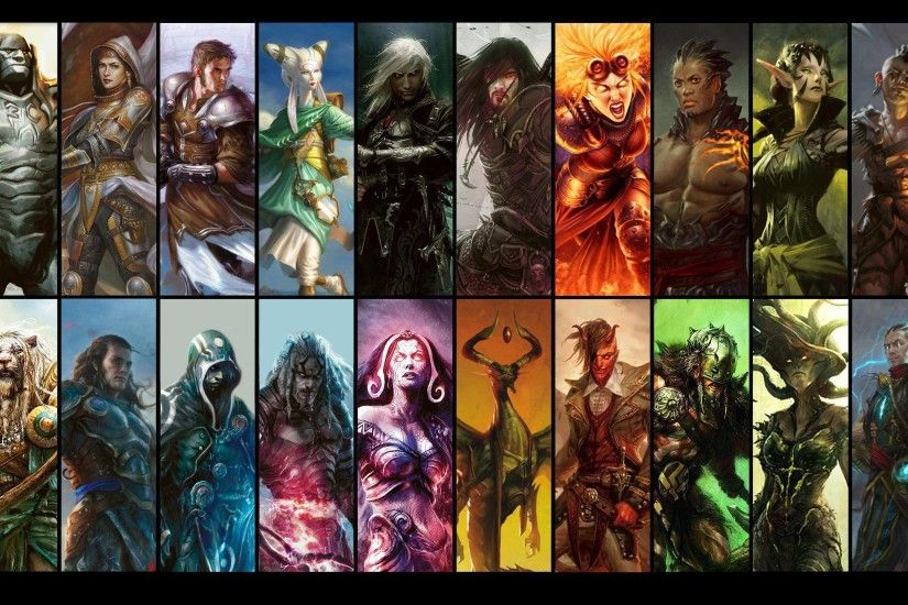 Pix For > Magic The Gathering Planeswalker Wallpaper