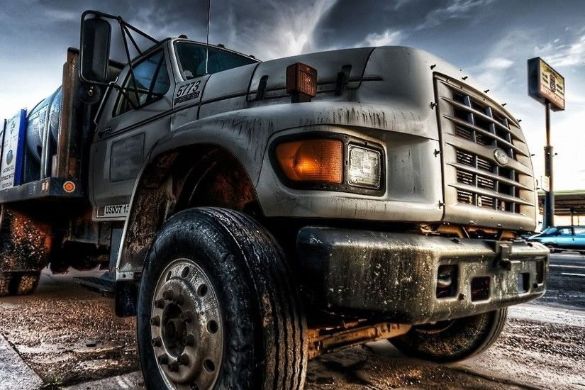 Awesome Truck Wallpapers Collection: Truck Wallpapers