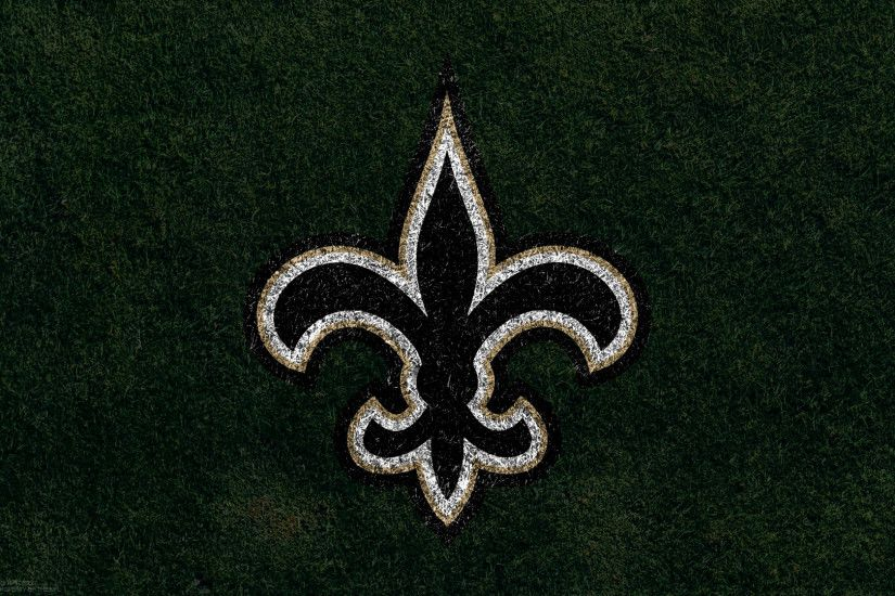 ... New Orleans Saints 2017 turf football logo wallpaper free pc desktop  computer