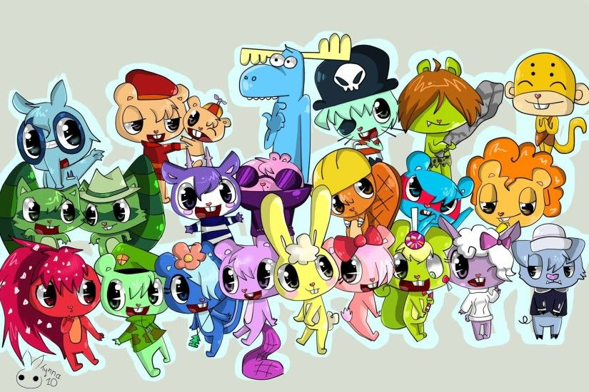 Happy Tree Friends Wallpapers by Mohammad Barnett #10