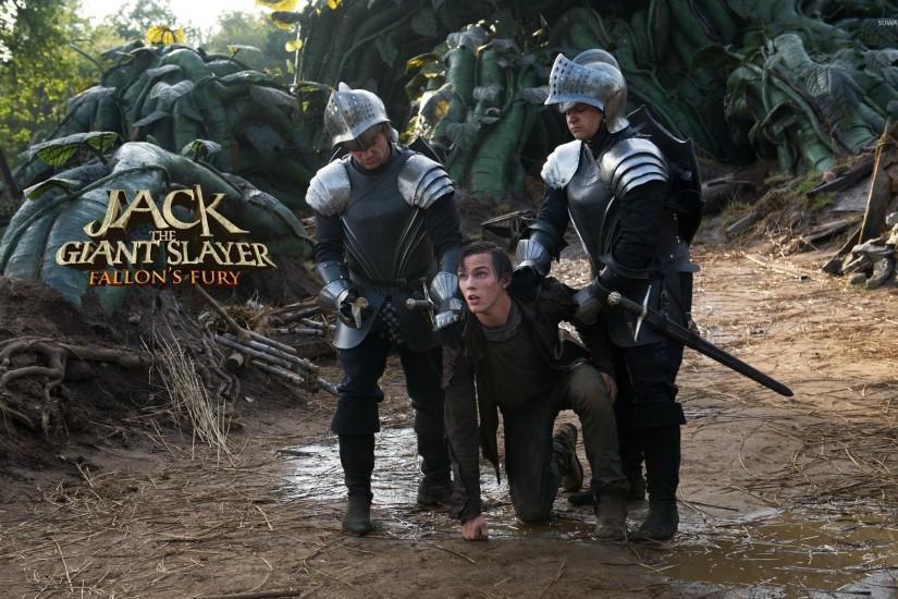Jack - Jack the Giant Slayer wallpaper