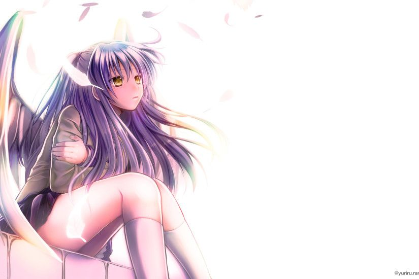Anime · Angel Beats Background Wallpaper