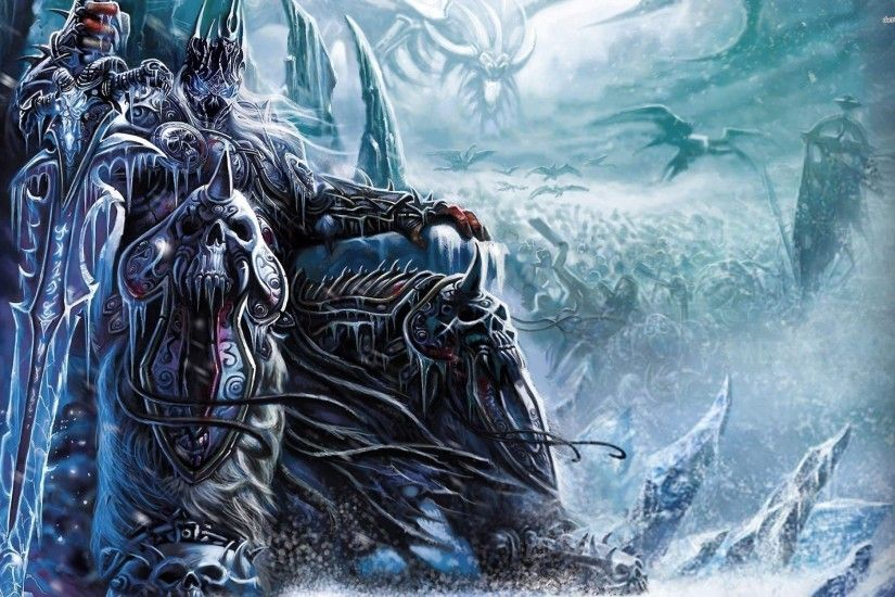 Lich King - World Of Warcraft Wrath The