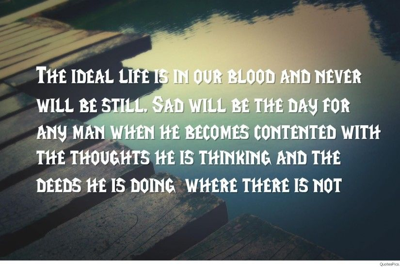 will-thoughts-quotes-wallpapers-the-ideal-life-is-