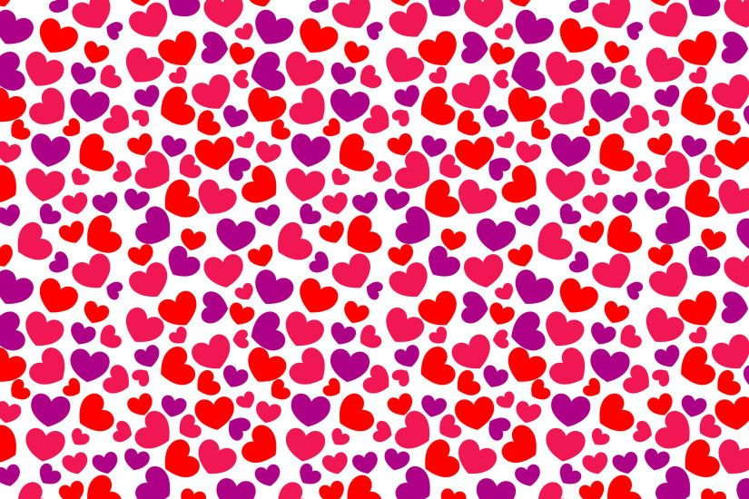 ... Heart pattern HD Wallpaper 2880x1800