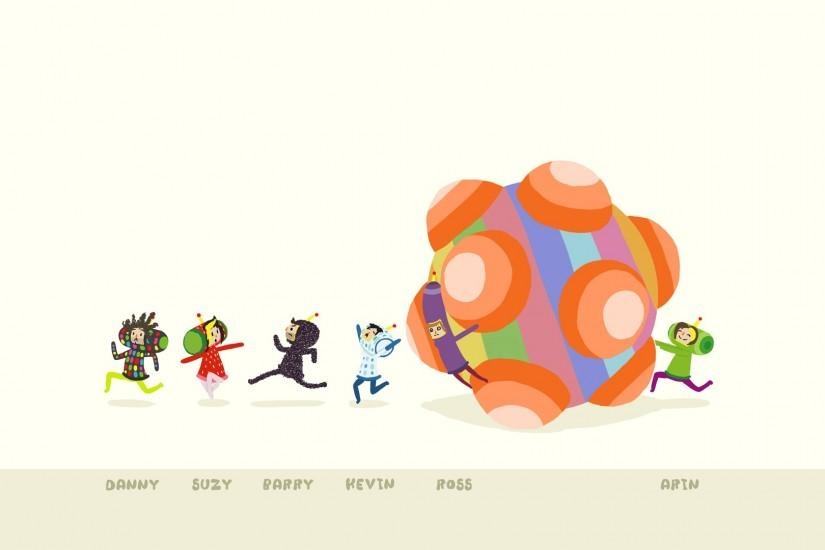 Katamari Grumps, the wallpaper (1920x1080) ...