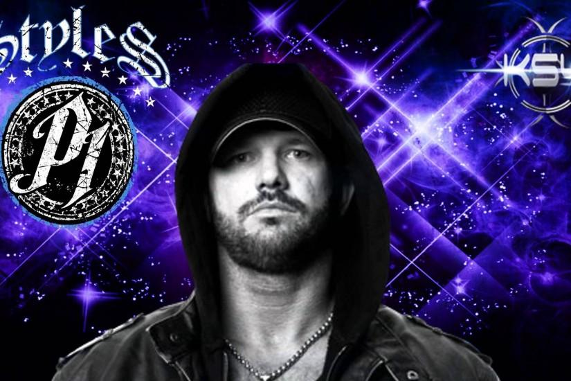 Aj Styles Backgrounds Free Download.