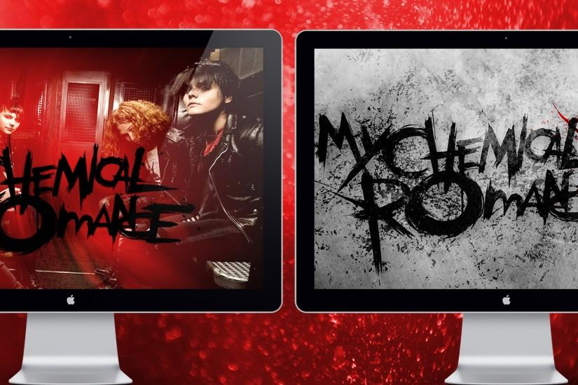 My Chemical Romance Wallpaper Pack by alexrotondo My Chemical Romance  Wallpaper Pack by alexrotondo