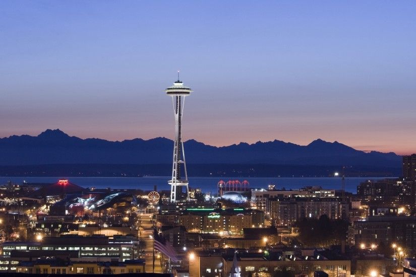 Seattle Wallpaper 20866