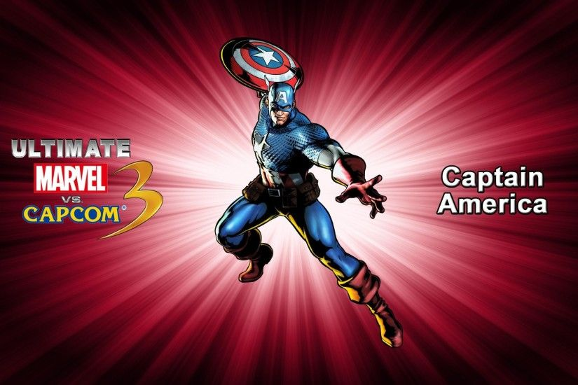 Marvel vs CaPCom Wallpaper ·①