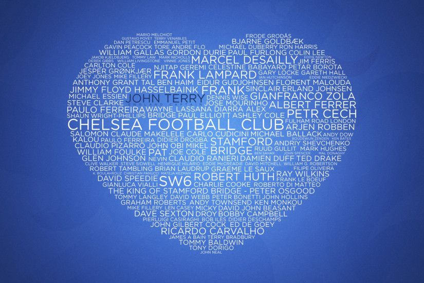 Chelsea Football Club Wallpapers Wallpapertag