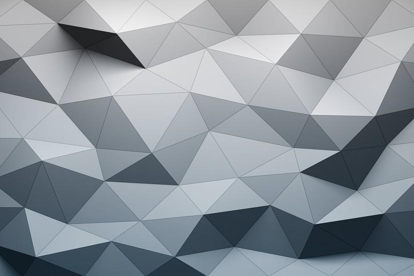 Motion Graphics - Polygonal Backgrounds
