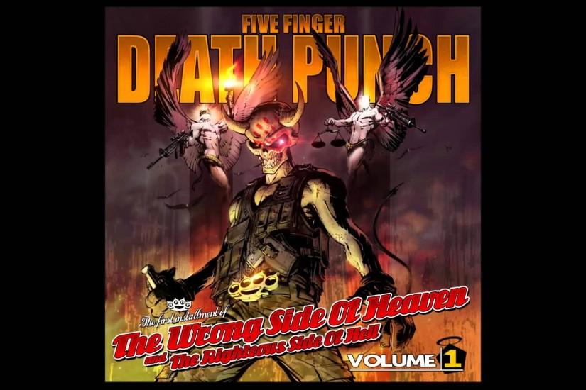 Five Finger Death Punch Wallpaper Download Free Stunning