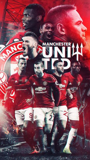 ... Manchester United - HD Wallpaper by Kerimov23