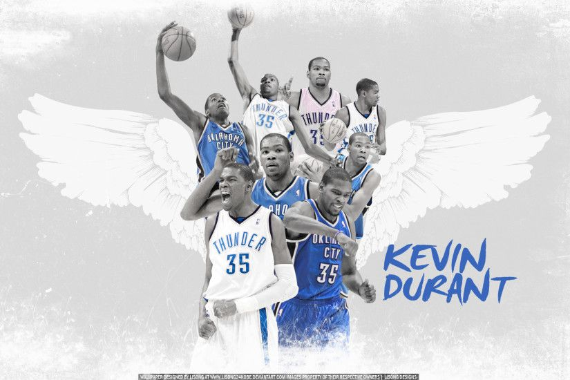 Kevin Durant HD Wallpaper.