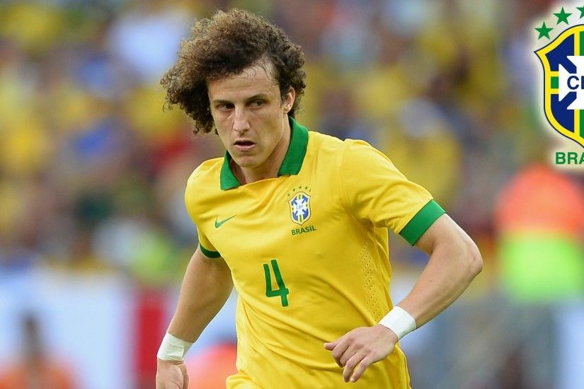 David Luiz Wallpapers Brazil Player