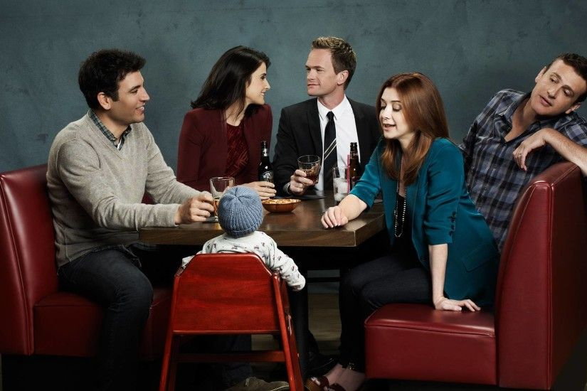 High Quality How I Met Your Mother Wallpapers | Full HD Pictures
