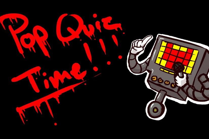 ... POP QUIZ WITH METTATON!! by GetCokeful