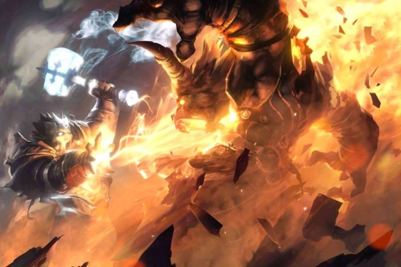 Picture Source: Hearthstone Wallpapers