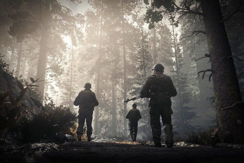 'Call Of Duty: World War 2' Had A Very Rough Launch Weekend