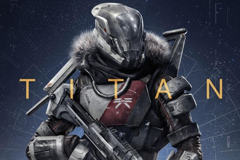 Titan in Destiny Wallpapers | HD Wallpapers