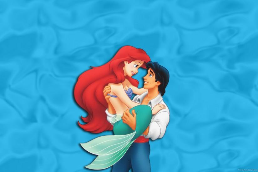 Little Mermaid Eric Wallpaper Collections