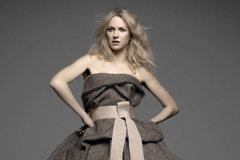 Wallpaper Naomi watts, Model, Blonde, Celebrity, Dress HD, Picture, Image