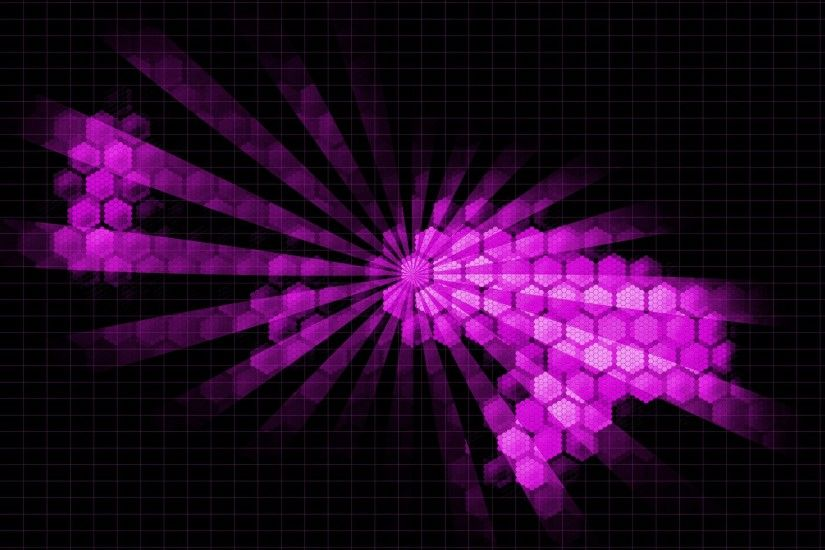 Abstract Background Purple 2