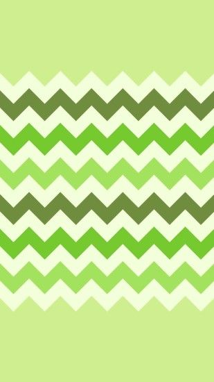 1080x1920 Ombre Green Chevron and Zigzag iPhone 6 Plus Wallpaper - Light  Green Background #iPhone