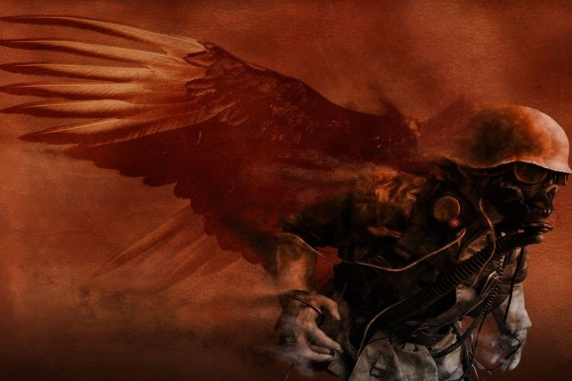 Dark Morbid Art | Free Download Angel Wallpaper Soldier Fantasy Dark Images  Wallpapers .