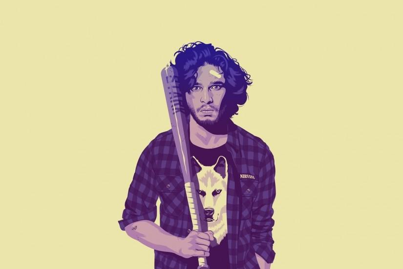 Game Of Thrones, Jon Snow Wallpaper HD