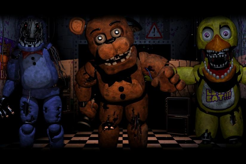 five nights at freddys wallpaper 1920x1080 for htc