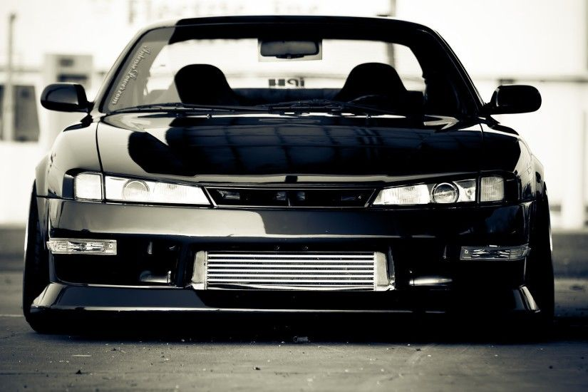 Tuner Car, JDM, Nissan S14, Japanese Cars, Car, Silvia S14 Wallpapers HD /  Desktop and Mobile Backgrounds