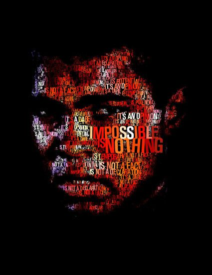 ... Muhammad Ali Impossible Is Nothing Wallpaper Muhammad Ali 'impossible  Is Nothing' – Juan Osborne