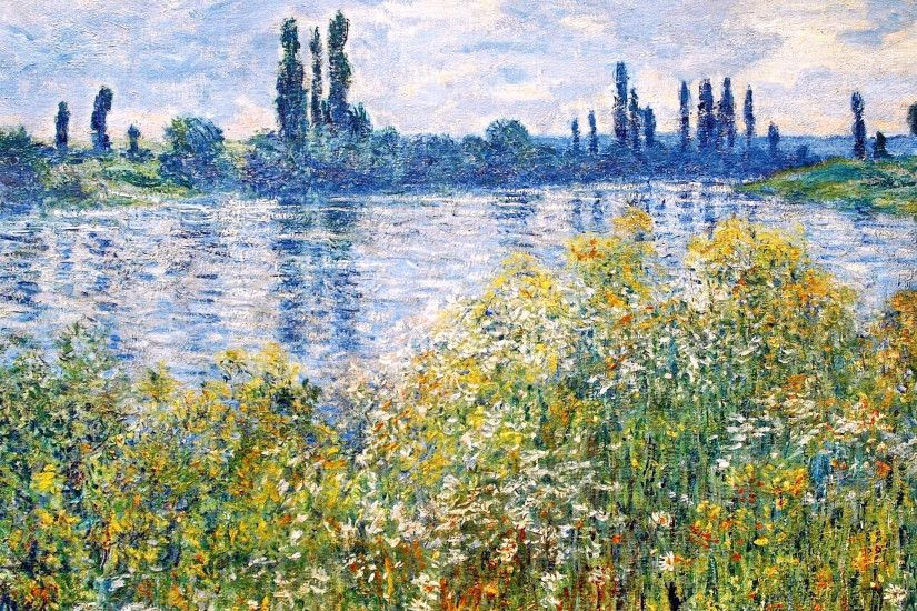 French Paintings, Claudemonetworks, Monet Art, Arts, Claude Monet Works,  Claude Monet