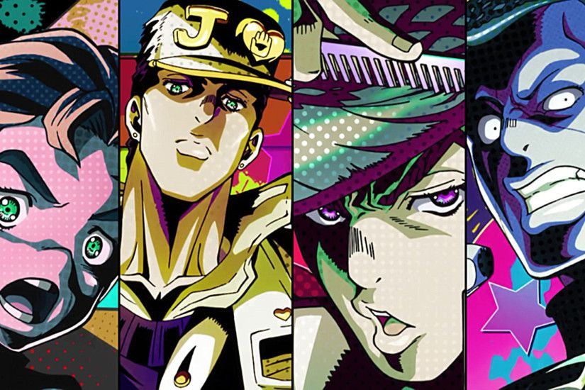 HD Wallpaper | Background ID:756708. 1920x1080 Anime Jojo's Bizarre  Adventure