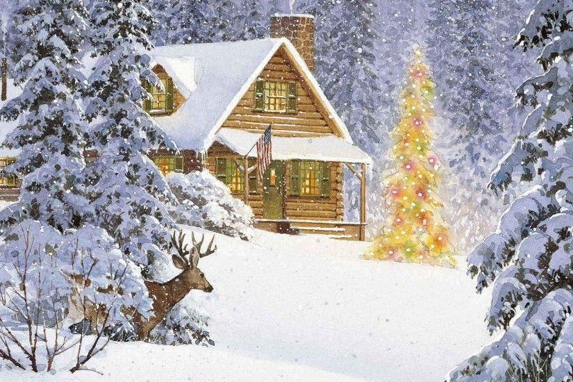 Beautiful Christmas Wallpapers 1080p