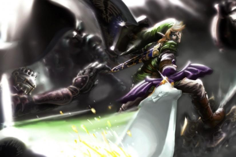 Legend Of Zelda Twilight Princess Wallpaper Background