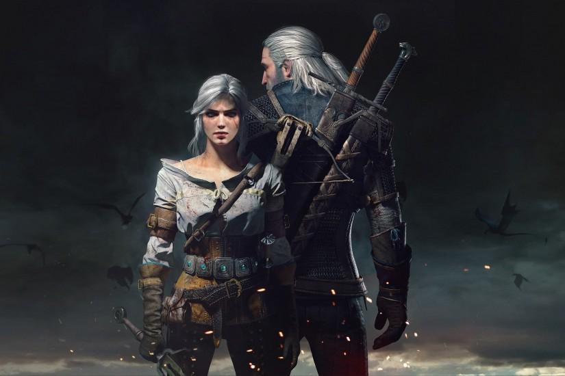 The Witcher 3: Wild Hunt Tapety na Komputer, Tła Pulpitu | 2296x1291 .
