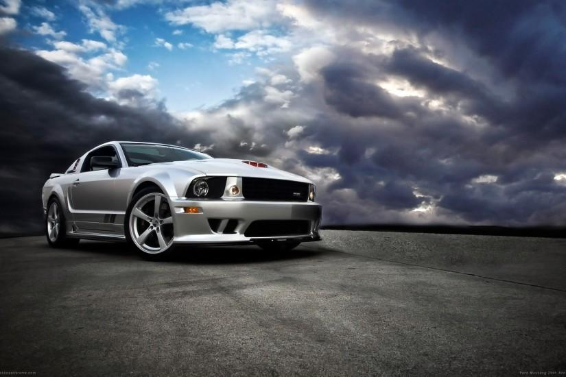 mustang wallpaper 1920x1200 notebook