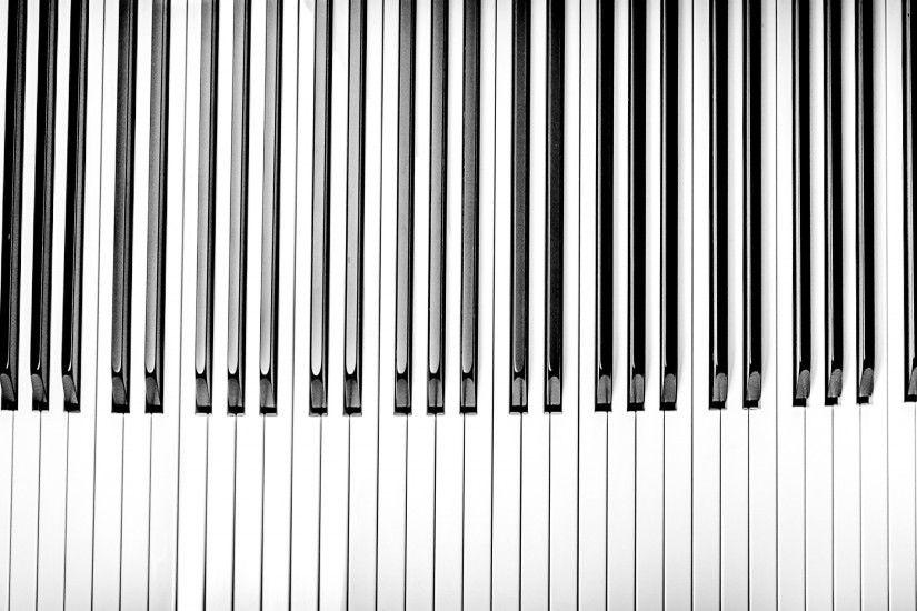 Abstract Piano Keys Background
