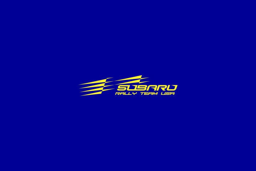 Subaru Rally Team USA – ESBG Design